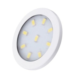 Oprawa okrągła LED ORBIT XL 3W biała zimna