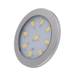 Oprawa okrągła LED ORBIT XL 3W aluminium zimna