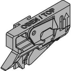 Cabloxx Zestaw jednostka blokująca Z80.000V lewa