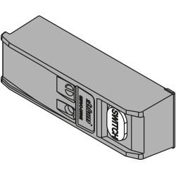 SERVO-DRIVE flex Odbiornik radiowy do lodówek, zamrażarek i zmywarek, R7035 jasnoszara