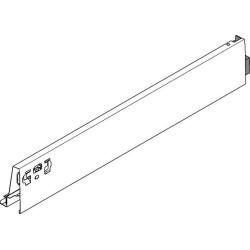 Prawy bok szuflady Tandembox Antaro L-450 378M4502SA szary Blum