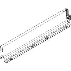 Lewy bok szuflady Tandembox Antaro L-450 378M4502SA biały Blum
