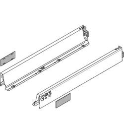 Komplet białych boków do szuflady Tandembox Antaro L-450 N 378N4502SA Blum