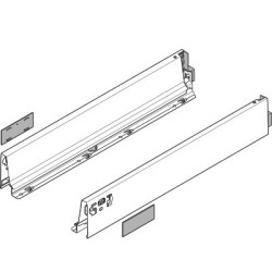 Komplet białych boków do szuflady Tandembox Antaro L-400 378M4002SA Blum