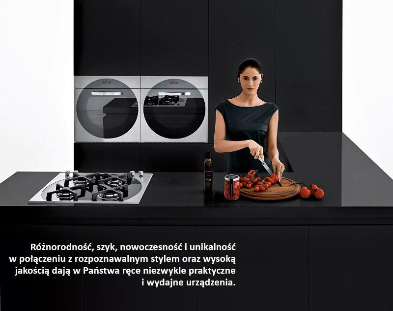 Różnorodność, szyk, nowoczesność i unikalność w połączeniu z rozpoznawalnym stylem oraz wysoką jakością dają w Państwa ręce niezwykle praktyczne i wydajne urządzenia.