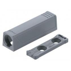 Adapter prosty TIP-ON Blum 956A1201 szary