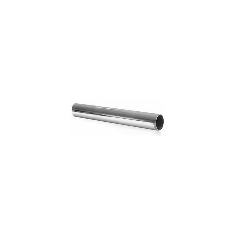 Drążek do graderoby fi - 25 mm chrom L-3m