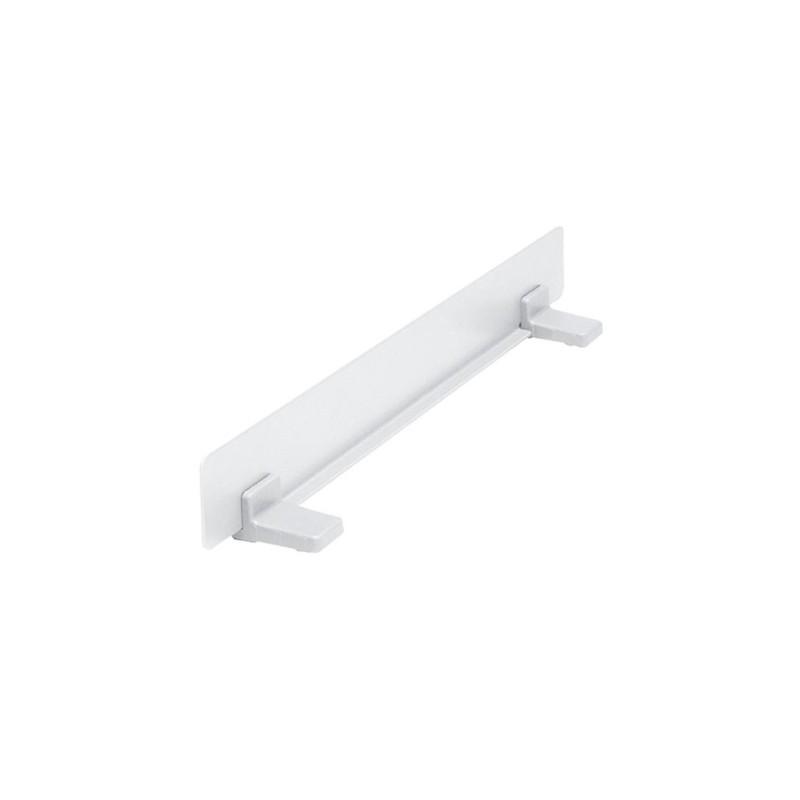 Barierka magnetyczna Libell Biała 15.810.B Peka do półki extendo 300 mm
