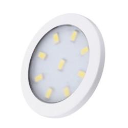 Oprawa okrągła LED ORBIT XL 3W biała neutralna