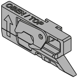 Cabloxx Zestaw jednostka blokująca Z80.000V prawa