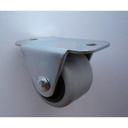 Rolka meblowa sztywna gumowana RP-33 G DEG-PLAST