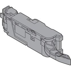Jednostka napędu SERVO-DRIVE , odpowiednie do systemu antykolizyjnego COMBOX, R7037 ciemnoszara