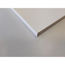 Ścianka tylna do szuflady Tandembox Antaro BIAŁE/SZARE do szerokości 600 mm wysokość D