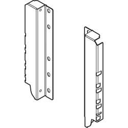 Komplet mocowań ścianki tylnej wysokość D białe - Z30D000S Blum