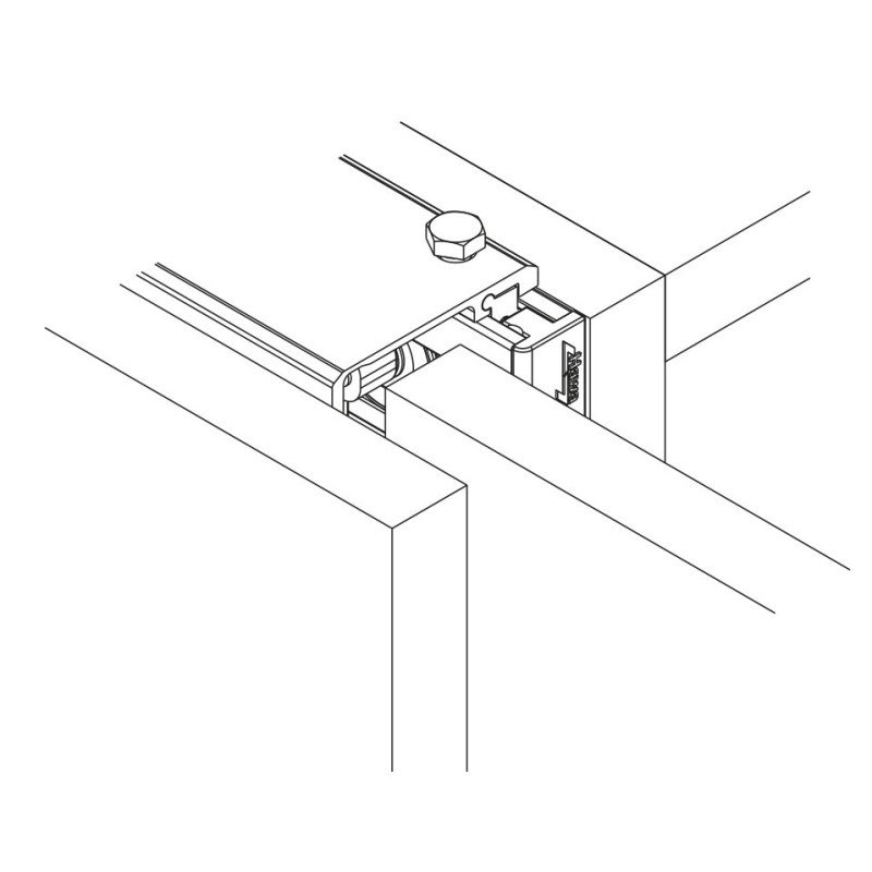 Profil Connector 55/ 900 - Peka 03.321.C
