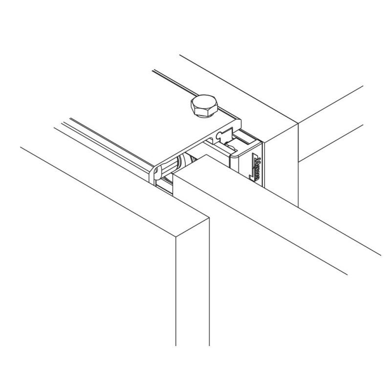 Profil Connector 110/ 650 - Peka 03.325.C