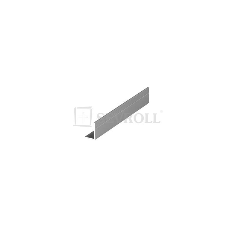 Kątownik mini L-1,7m jasny brąz Sevroll